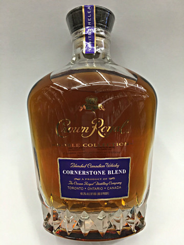 Crown Royal Cornerstone Blend Noble Collection Quality Liquor Store