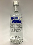 Absolut Swedish Vodka 375ml