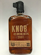 Knob Creek 2001 Batch 3 Limited Edition Bourbon