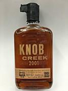 Knob Creek 2001 Limited Edition Batch 2 Bourbon