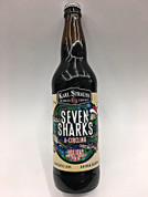 Karl Strauss Seven Sharks A-Circling Holiday Imperial Smoked Porter