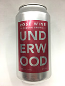 Underwood Rose Wine Can