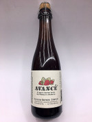 Allagash Avance Ale Aged In Bourbon Barrels & Finished on Strawberries