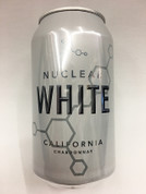 Nuclear White Chardonnay Can