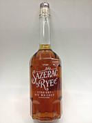 Sazerac 6 Year Old 90 Proof Straight Rye Whiskey