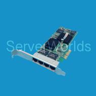 Dell HM9JY | Intel Pro/1000VT 4 x 10/100/1000 PCIe Network