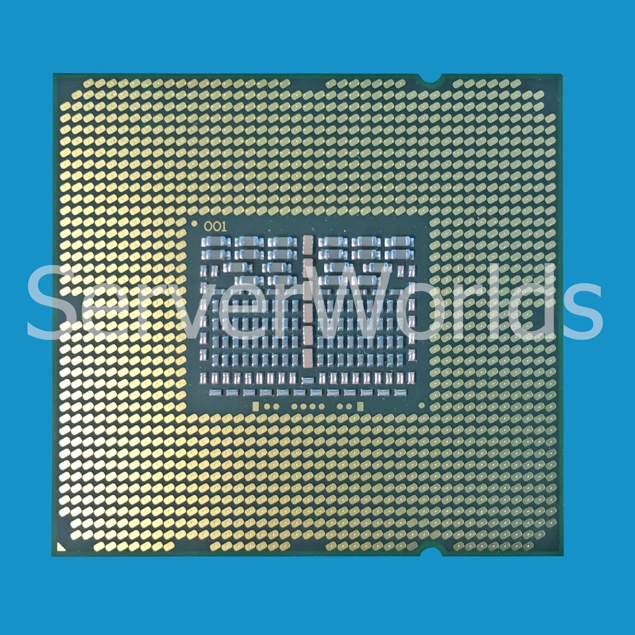 Intel Xeon 2.26GHz L5520 Quad Core QC Processor SLBFA Laptop ...