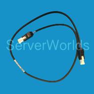 EMC 038-003-022 HSSDC-HSSDC 1M FC Cable