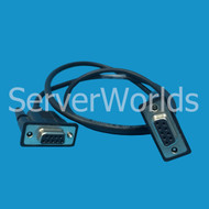 EMC DB9 to DB9 Serial Cable 118032202