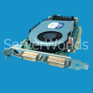 IBM 90P1175 NVIDIA Quadro FX3400 2 x DVI Video Card 13M8407