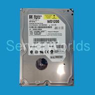 """Dell 120GB 7.2K 3.5"""" IDE Drive 1K447 WD1200"""