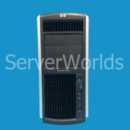 Refurbished HP C8000 Workstation, PA8900 DC 1.0Ghz, 8GB, 73GB, DVD Front Panel