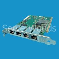 HP AB545-60001 Quad Port PCIx 1000BaseT LAN AB545A, AB545B