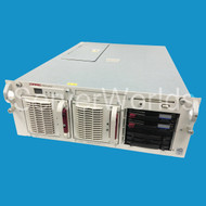 Refurbished HP 155618-001 DL580R, Dual Xeon 700 2MB, 512MB RAM Front Panel
