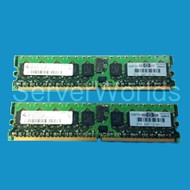 HP 1GB PC3200  Memory Kit 343055-B21