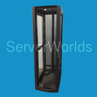 HP 245169-001 10642 42U Graphite Rack 245161-B21, 245161-B22
