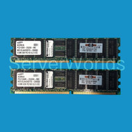 HP 1GB Kit (2 x 512MB) 300679-B21