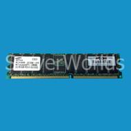 HP 261584-041 512MB PC2100 DDR 300700-001