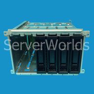 HP 409683-001 ML350 G4 Drive Cage SATA 390547-001, 361090-001