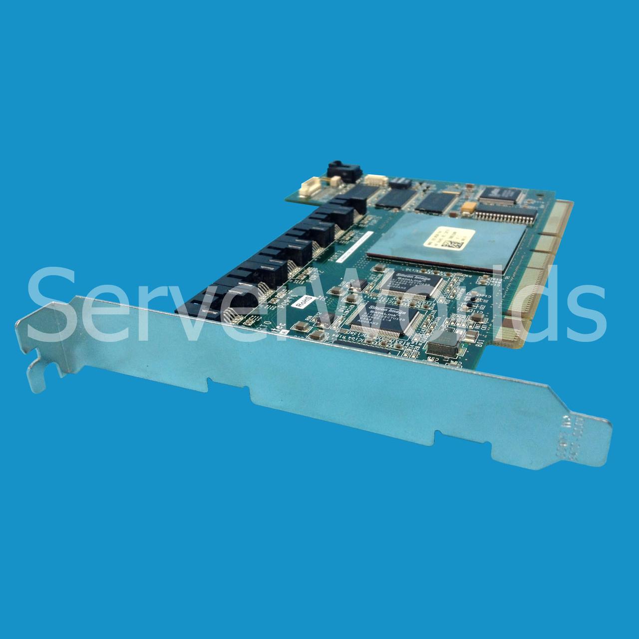 HP 377597//001 6-Port SATA Raid Controller Board 372952//001 372953-B21
