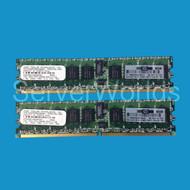 HP 345113-051 1GB PC3200 Ram Module 359242-001, 413385-001