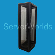 Dell 2410 42U Server Rack w/Front and Rear Door No Sides