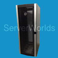 Dell 4220W 42U Server Rack w/Front and Rear Door and Sides