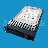 HP 146GB 3G SAS 10K SFF SP 431958-B21