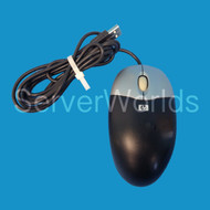 HP 390938-001 2 Button Mouse 265986-003