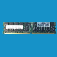 HP 256MB PC32100 DDR SDRAM Memory Kit 287495-B21