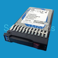 HP 100GB 3G SATA MLC SFF 2.5 Ent SSD 636593-B21