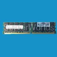 HP 512MB PC2100 DDR SDRAM Memory Kit 287496-B21
