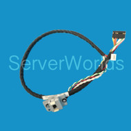 HP XW8600 Front Control Panel 349576-006