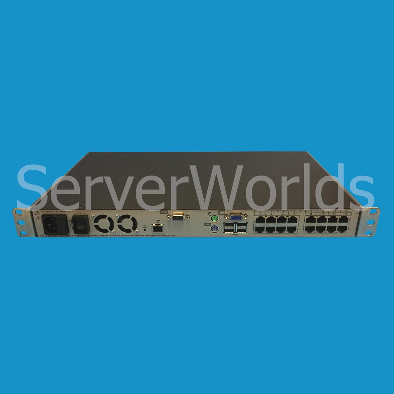 HP 410531-001 | 4x1x16 IP USB KVM switch | 408965-002 | AF602A