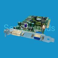 HP Nvidia Quado FX500 w/128MB AGP Video Card 383588-001