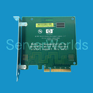 HP 411009-001 DL580 G4 PCIe Mezzanine Board 390347-001, 389876-B21