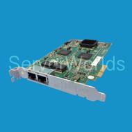 HP 374443-001 Dual Port PCIe NIC NC380T 394795-B21, 102392-002
