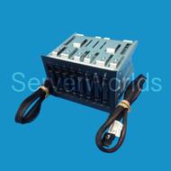 HP 507803-B21 8slot SFF Drive Cage Kit 511705-001