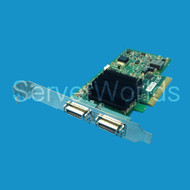 HP 487505-001 4x DDR PCIe Dual Port NIC 483514-B21