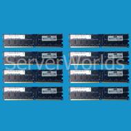 HP 495605-B21 64GB DDR2 PC2-5300 Kit (8x8GB)