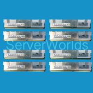 HP 495604-B21 64GB (8 x 8GB)  PC2-5300 Memory Kit 416747-001