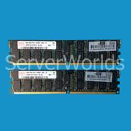 HP 497767-B21 8GB PC2-6400 2x4GB 2 x 499277-061