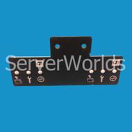 Sun 370-3962 I/O Fan LED Flex Circuit Board 370-3960