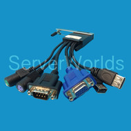 HP Diagnostic Cable For Blades 467714-001 378096-001