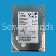 HP 304862-001 9.1GB 7.2K U2 80pin SCSI Hard Drive