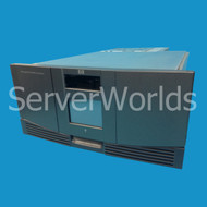Refurbished HP AJ030A MSL6030 With LTO4 Drive Front View