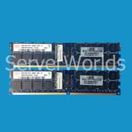 HP 408855-B21 16GB PC2-5300 DDR2 Memory Kit (2x8GB)