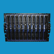 Refurbished Dell Poweredge 1955 Blade Enclosure w/ 10 Configured Blades