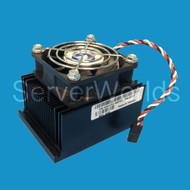 Dell Poweredge 1600SC Heatsink w/Fan 5U731 7R181 3F004