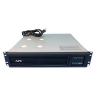 APC SMT1500RM2U Smart UPS 1500VA 120V LCD UPS w/New Cells